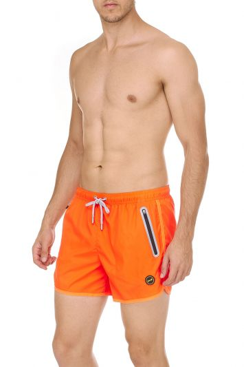 Short con zip termosaldate